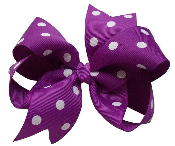 printed ribbon, custom ribbon, ribbon factory,Ribbons with Polka Dots,Grosgrain Ribbons