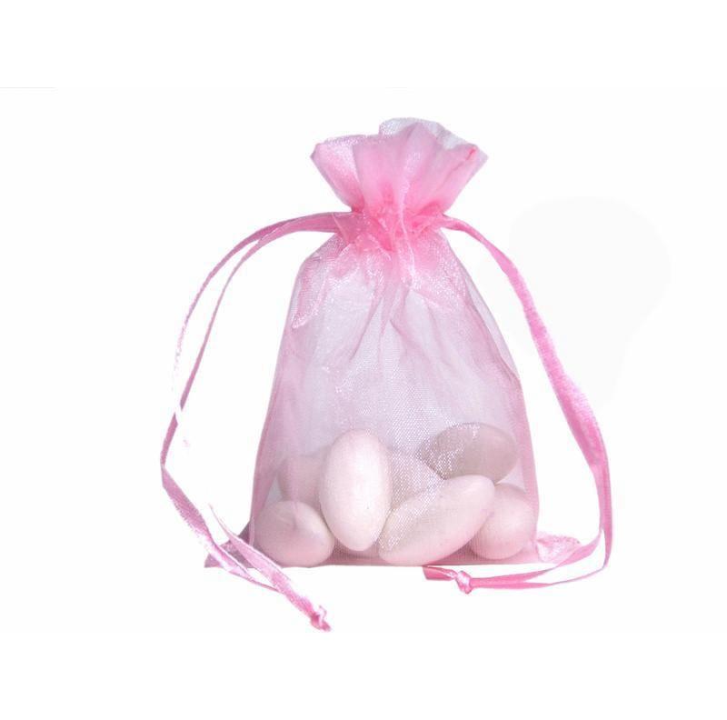 organza bags, drawstring bags, gift bags, wedding favors