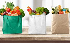 10 of Our Favorite Reusable Grocery Bags and Baskets