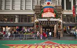 How to watch the 2017 Macy's Thanksgiving Day Parade from the comfort of home